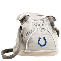 Indianapolis Colts NFL Property Of Hoodie Duffel