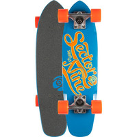Sector 9 The Steady Skateboard Blue One Size For Men 24657720001