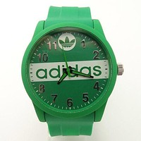 ADIDAS Ladies Trending Men Fashion Quartz Watches Wrist Watch Green G