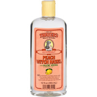 Thayers Witch Hazel With Aloe Vera Peach - 12 Fl Oz