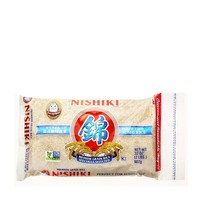 Nishiki Sushi Rice Non-GMO Medium Grain Rice, 2 lbs (907 g)