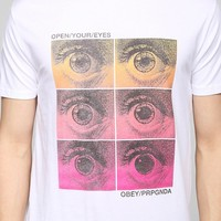 OBEY Open Your Eyes Tee - Urban Outfitters