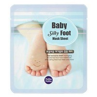 BABY SILKY FOOT MASK SHEET