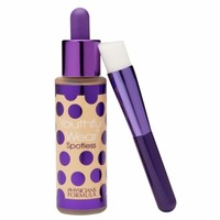 Physicians Formula Youthful Wear Cosmeceutical Youth-Boosting Spotless Foundation & Brush SPF 15, Light
