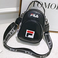 Fila Fashion Women Men Satchel Shoulder Bag Crossbody