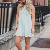 Swept Out to Sea Dress