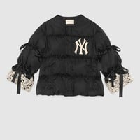 Gucci Women's nylon jacket with NY Yankees™ patch