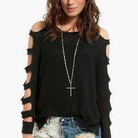 Right or Rung Sweater $58
