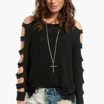 Right or Rung Sweater $44