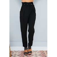Powerful Pants (Black)
