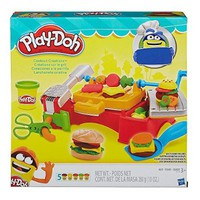 Play-Doh Cookout Creations