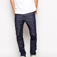Edwin Jeans ED-88 Skinny Fit Stretch Unwashed at asos.com