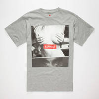 Ayc All Hands On Deck Mens T-Shirt Heather Grey  In Sizes