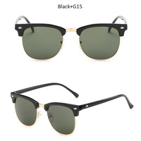 TSHING RAY Vintage Brand Designer Sunglasses Men Women