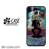 The Joker Art DEAL-10795 Samsung Phonecase Cover For Samsung Galaxy S7 / S7 Edge
