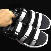 ADIDAS New Fashion Trendy Summer bandage Air Cushion Sandals Slippers Y-3 White