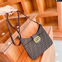 FENDI FF Hobo bag