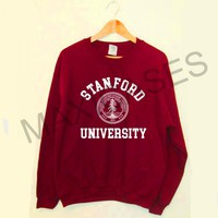 Stanford university Sweatshirt Sweater Unisex Adults size S to 2XL