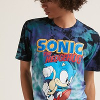 Sonic The Hedgehog Graphic Tee