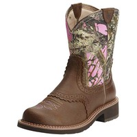 Ariat Women's Fatbaby Heritage Boots - Vintage Bomber - 10015055