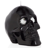 Black Skull Candle | Candles-home-fragrance | Accessories | Decor | Z Gallerie