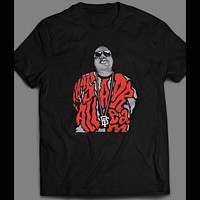 IT WAS ALL A DREAM BIGGIE SMALLS HIP HOP ART SHIRT