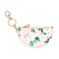 Zip Zip Key Chain With Pouch