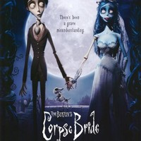 Tim Burton's Corpse Bride 27x40 Movie Poster (2005)