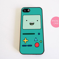 iPhone 5 Case Adventure Time BMO Beemo for iPhone 5 Case by KonekoStore
