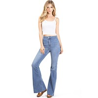 Max High Rise Bell Bottoms