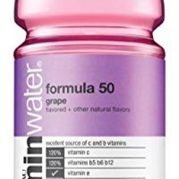 Glaceau Vitamin Water formula 50 - 24 20oz Bottles