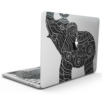 Zendoodle Elephant - MacBook Pro with Touch Bar Skin Kit