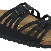 Granada by Birkenstock - Adjustable Two-strap Sandal with Cutouts
