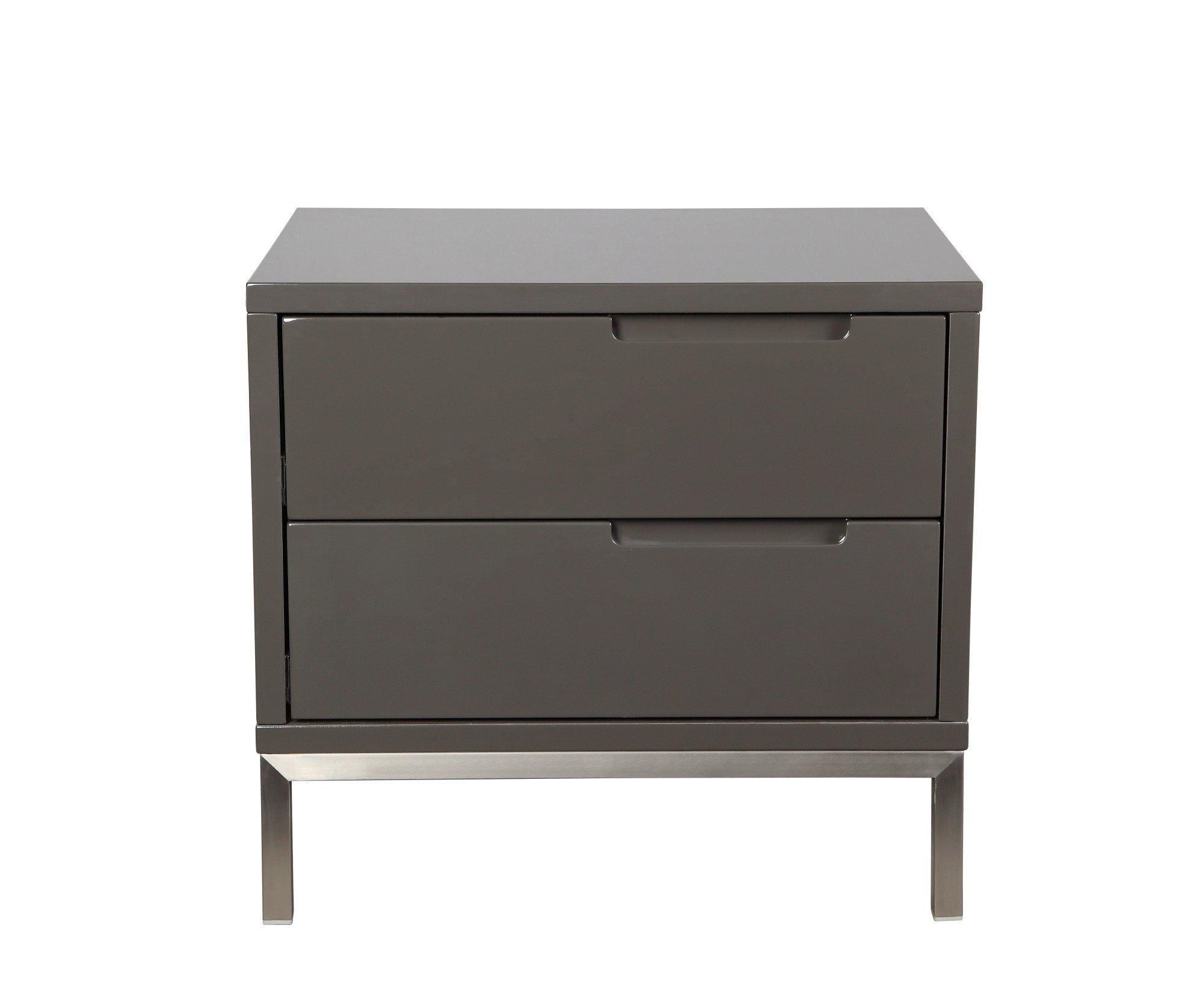 Image of Naples Side Table Grey