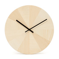 Discipline - Pieces Of Time wall clock