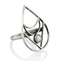 Perigee Opal Ring