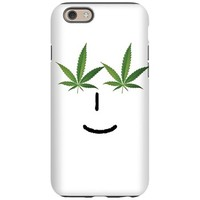 Pot Head Emote iPhone 6 Tough Case> The Pot Head Emote> 420 Gear Stop