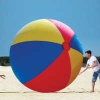BigMouth Inc Gigantic 12-Feet Beach Ball
