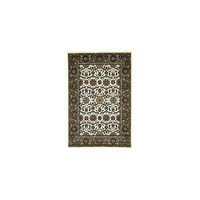 KAS Rugs Cambridge Ivory / Green Floral Area Rug