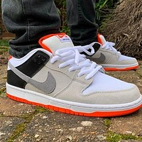 NIKE SB Dunk Low Pro retro low help men and women wild casual couple skateboard shoes