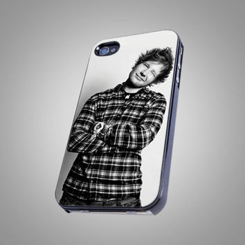 ED SHEERAN - Design on Hard Case For iPhone 4/4S Case and iPhone 5 Case