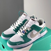 NIKE SB DUNK LOW PRO dunk series low-top classic all-match casual sports shoes