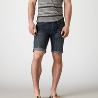 AE Destroyed Denim Short | American Eagle Outfitters