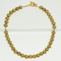 Rosewell Beaded Necklace