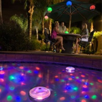 Colored Pool Lights - Opulentitems.com