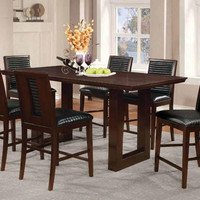 Hamilton Collection Counter Height Table by Coaster
