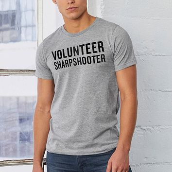 Volunteer Sharpshooter T-Shirt