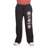 Rick and Morty Get Schwifty Lounge Pants