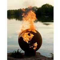 Third Rock Fire Pit from Artisan Rick Wittrig