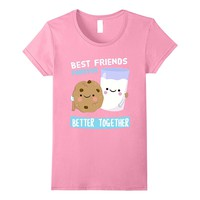 Best Friends Forever Better Together Shirts Gift For BFF